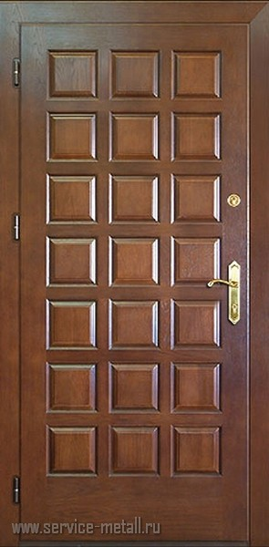 входные двери массив рассчитать