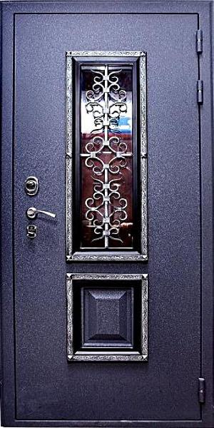 двери железная дверь