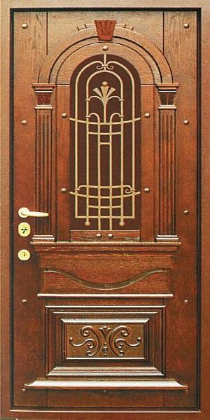 входные металлические двери для коттеджа низкие цены
