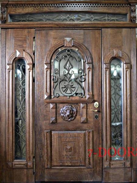 стальные входные двери для загородного дома в подольске