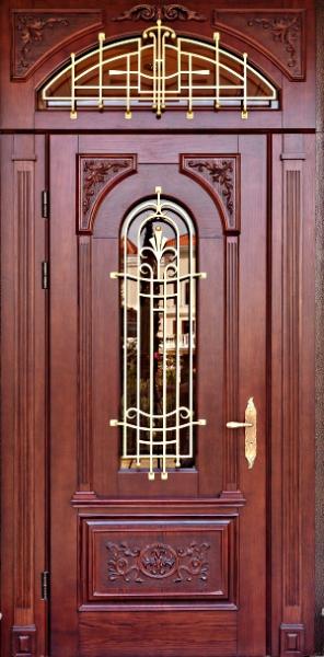 входные двери для загородного дома в раменском