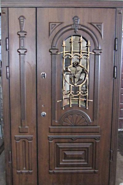 двери входные в дом заказать